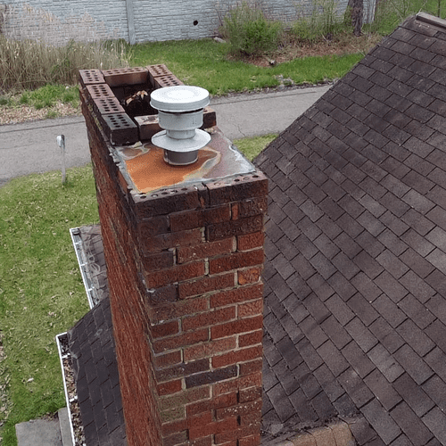 Is there a problem with the flue ?