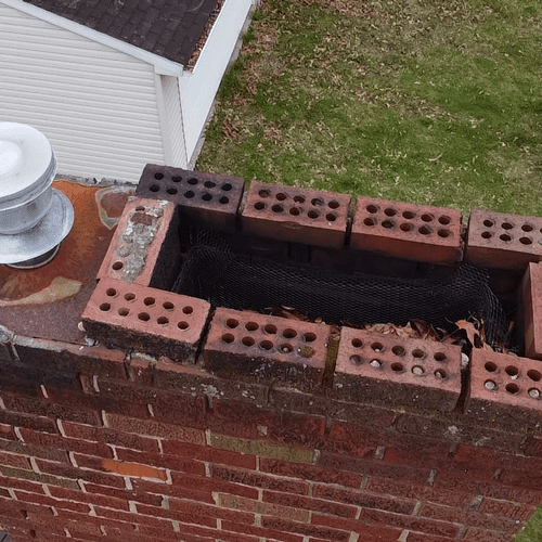 Don't worry about the height of the chimney