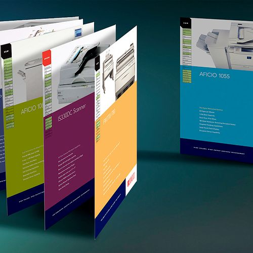 Sales Product Sheets