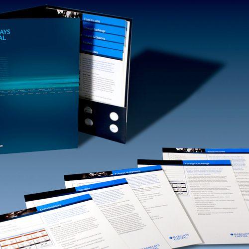 Barclays Sales Kit