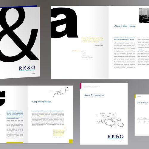 Law Firm Client Brochures