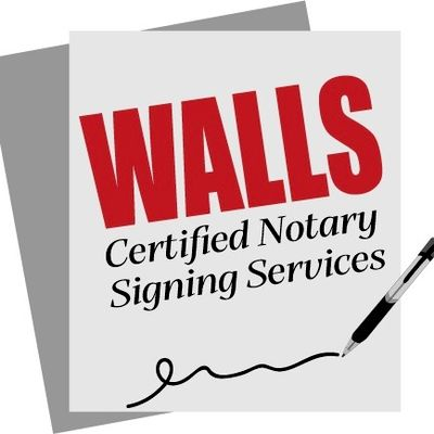 Avatar for Walls Notary Signing Service