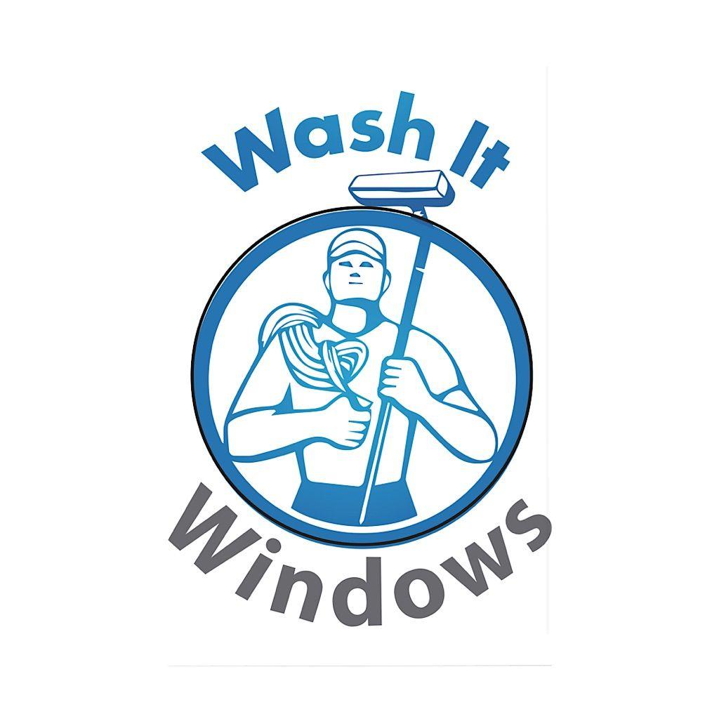 Wash it Windows Pressure Washing Services