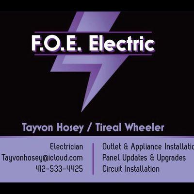 Avatar for F.O.E Electric