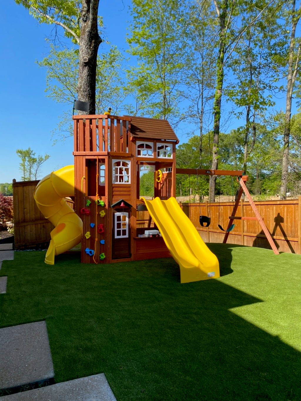 Play Equipment Construction and Assembly - Collierville 2021