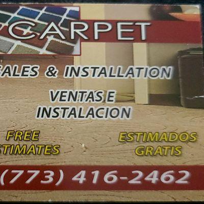 Avatar for Luis Carpet