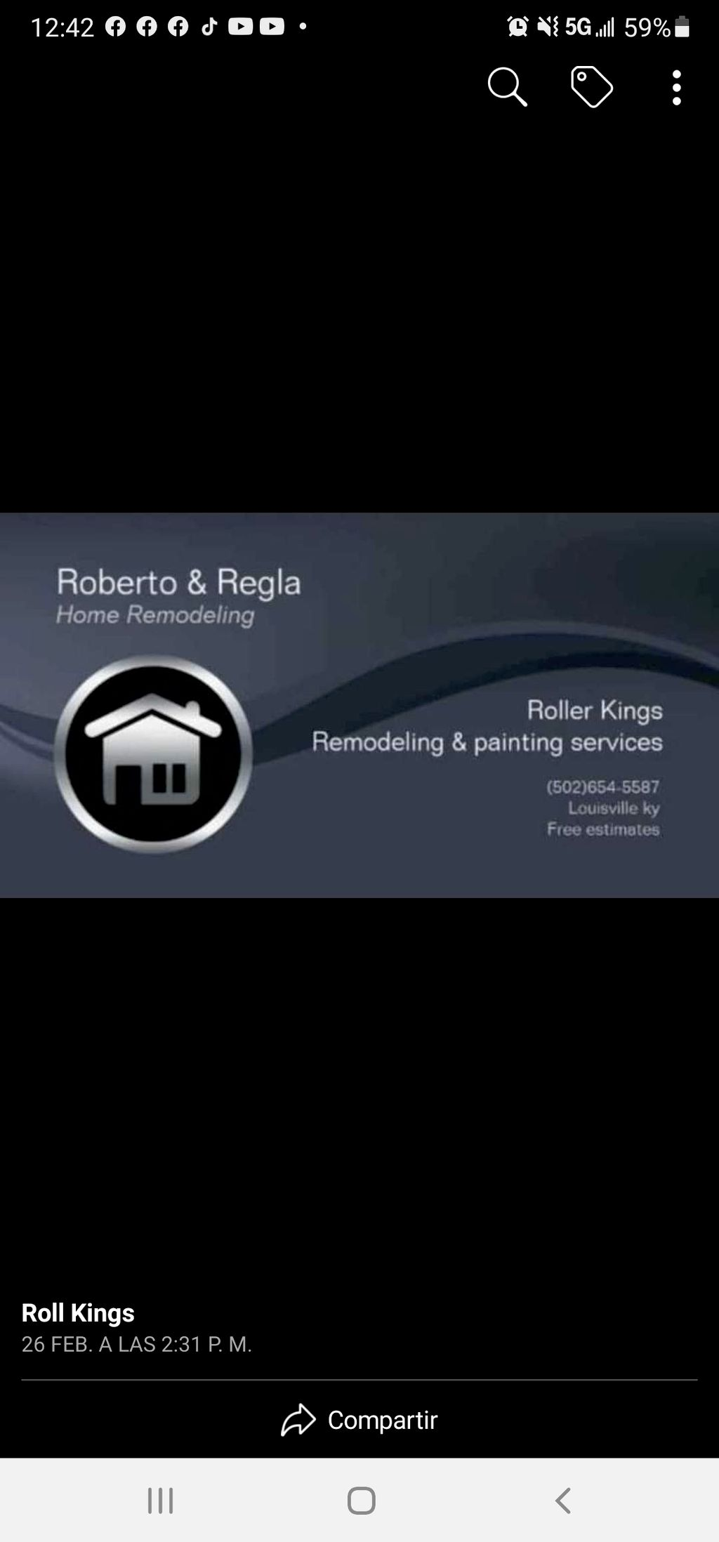 Roller kings painting services
