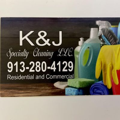 Avatar for K&J Specialty Cleaning LLC