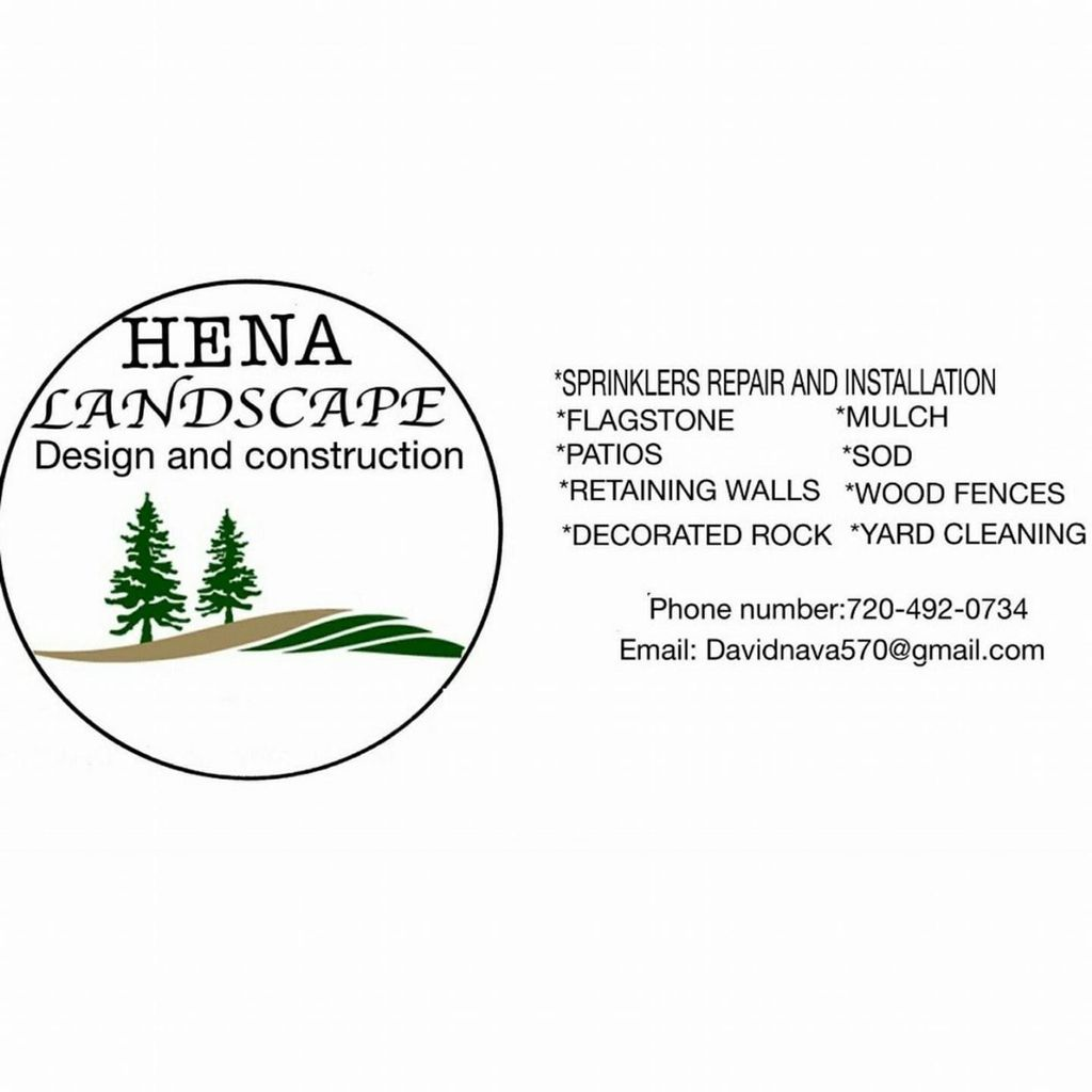 Hena landscaping and construction
