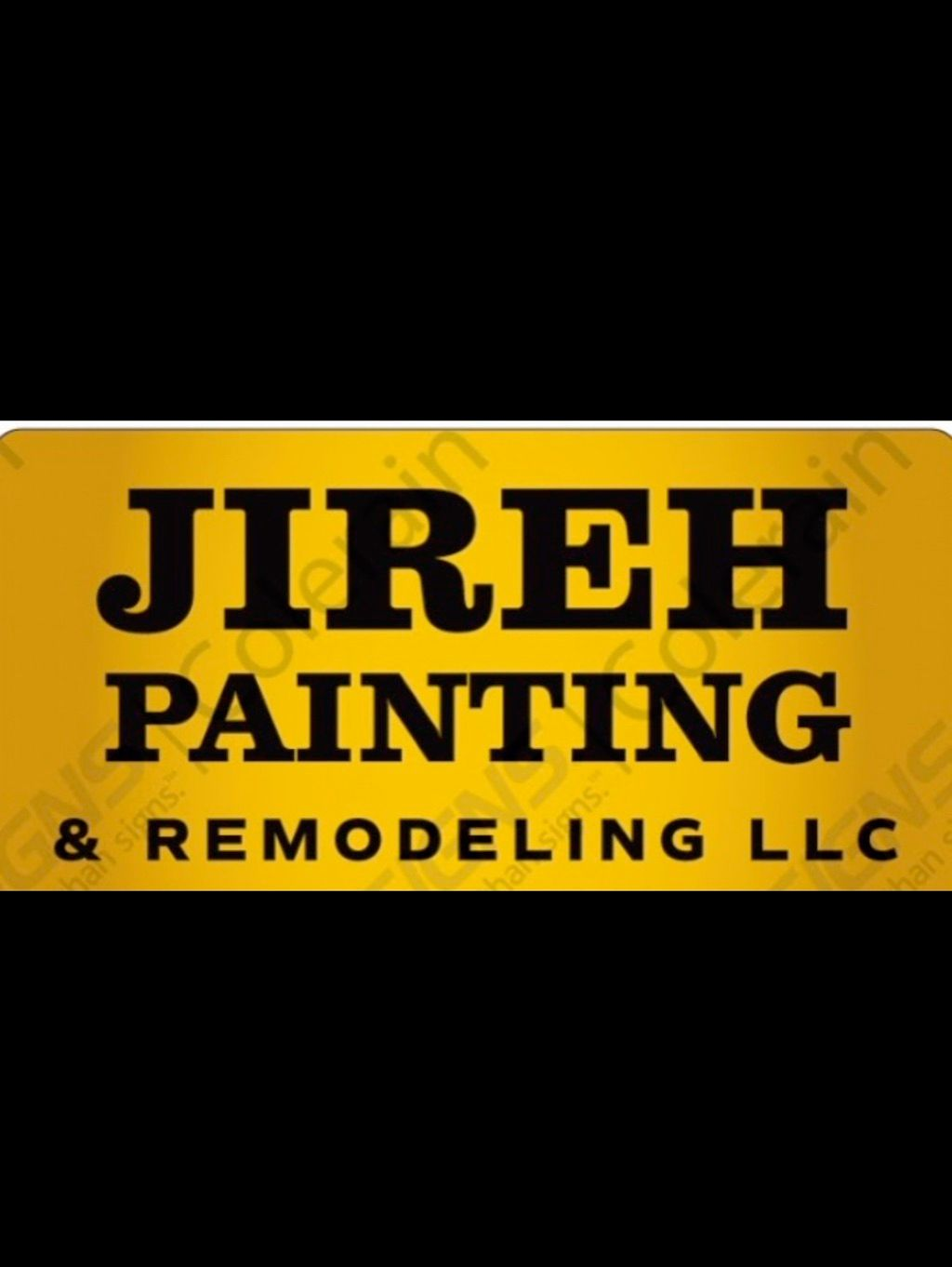 Jireh painting and remodeling LLC