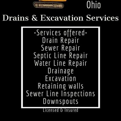 Avatar for Drains&Excavation Services