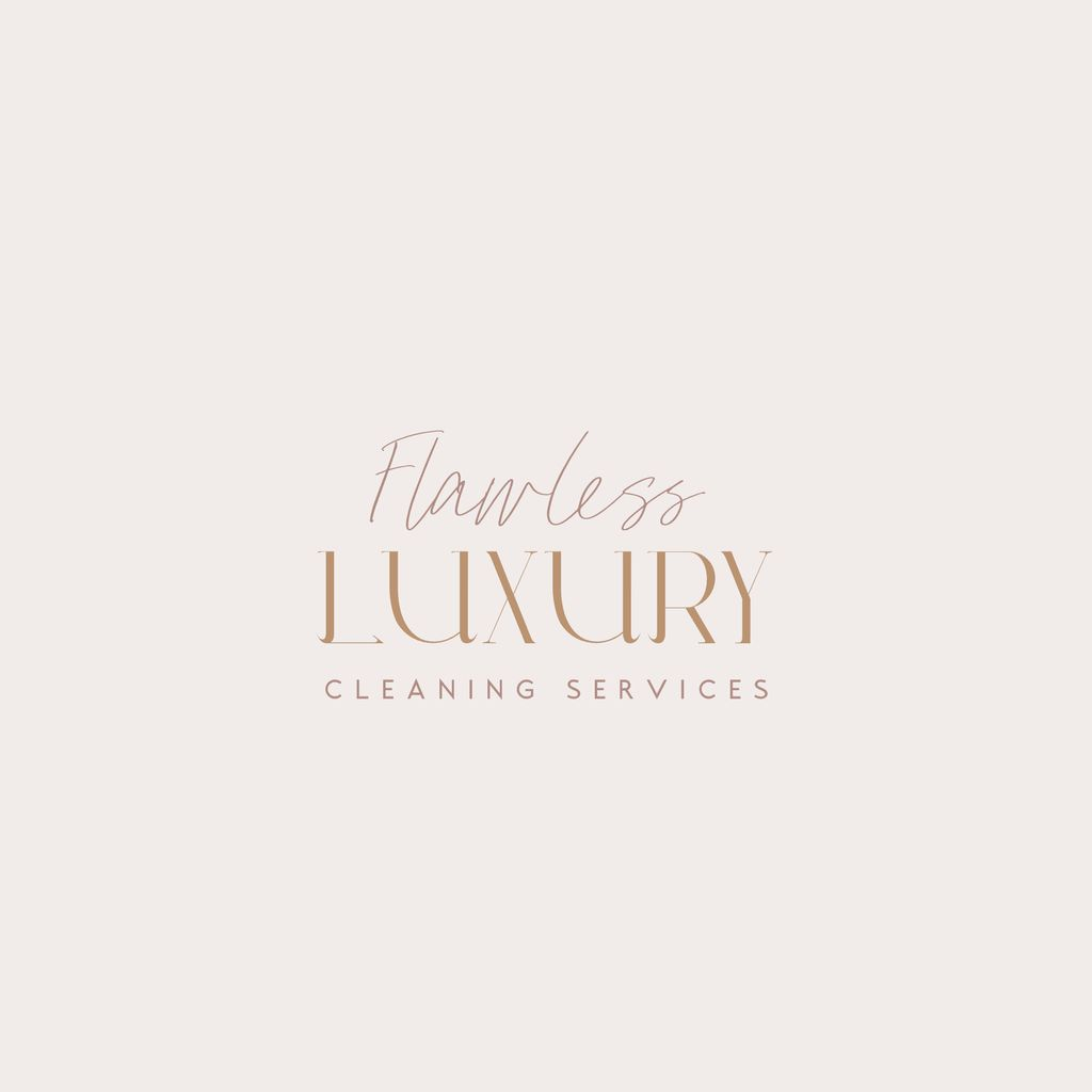 Flawless Luxury Cleaning Services