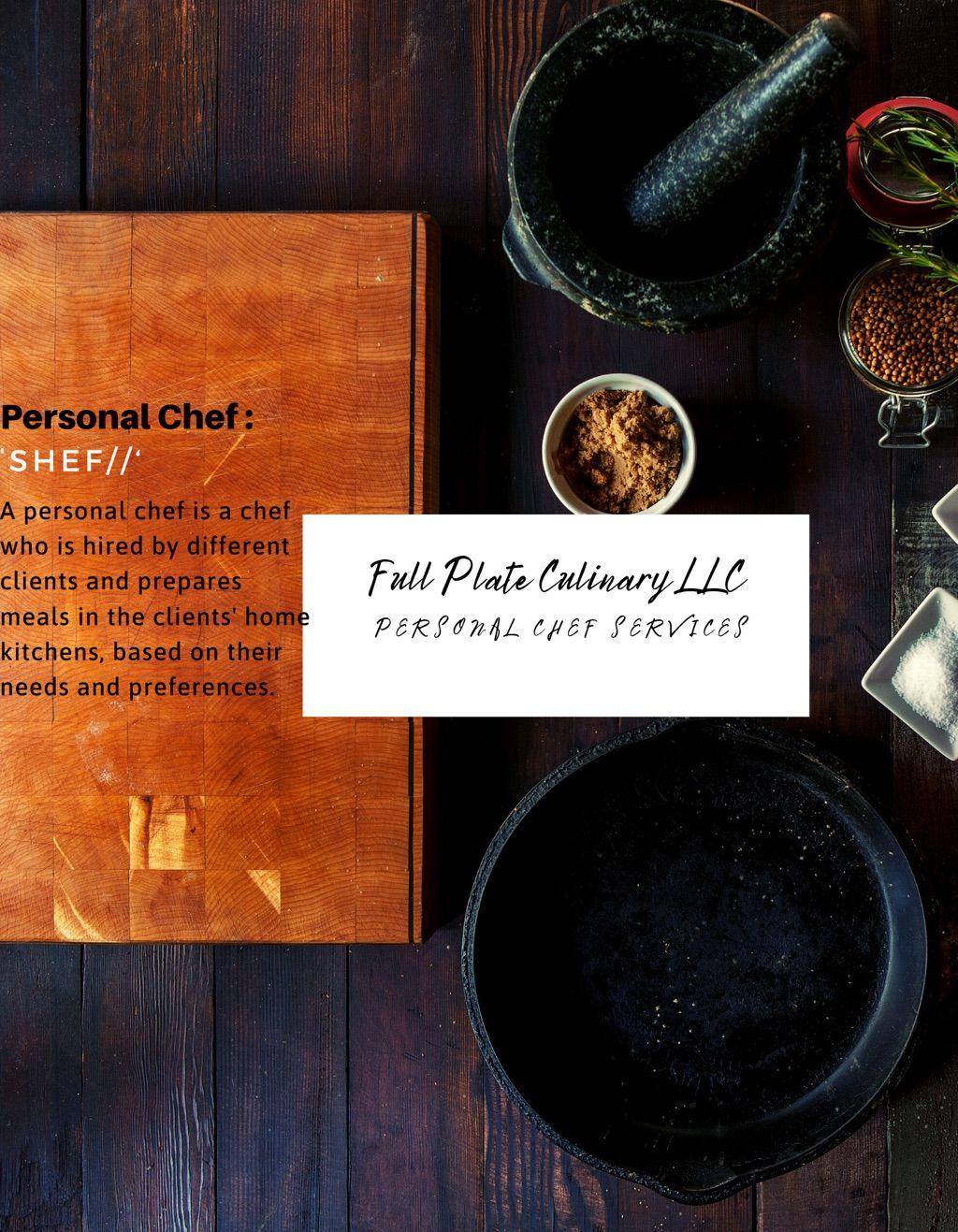 Full Plate Culinary LLC