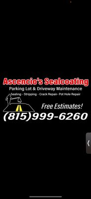 Avatar for Ascencio's Sealcoating