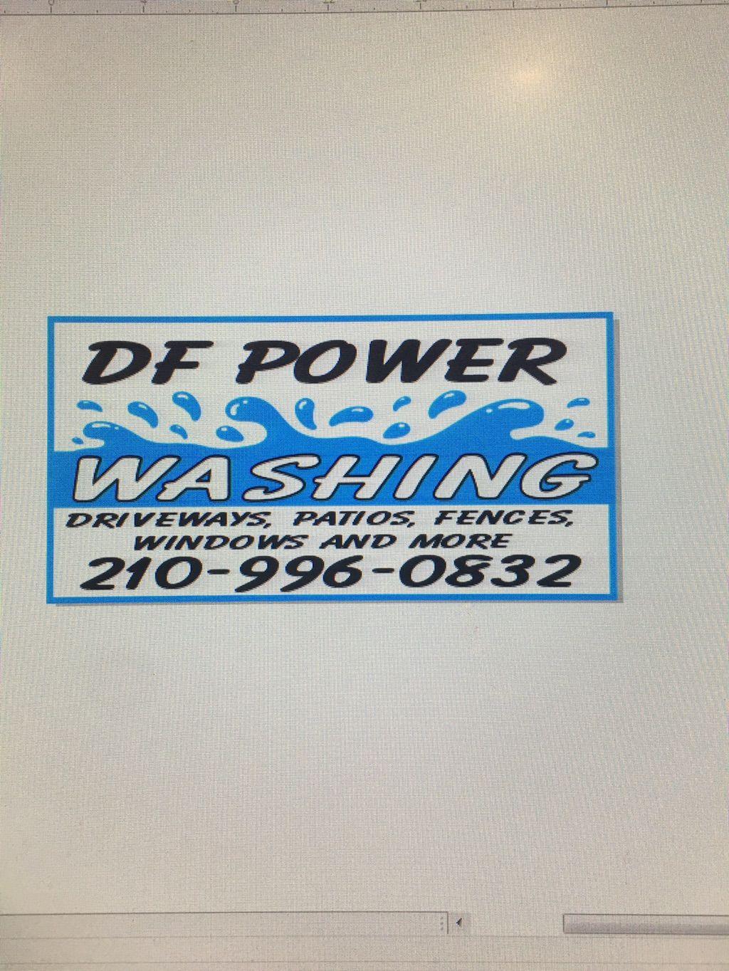 Df Powerwashing
