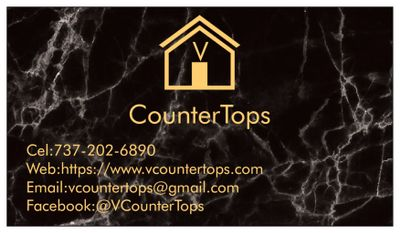 Avatar for V Countertops quartz & granite