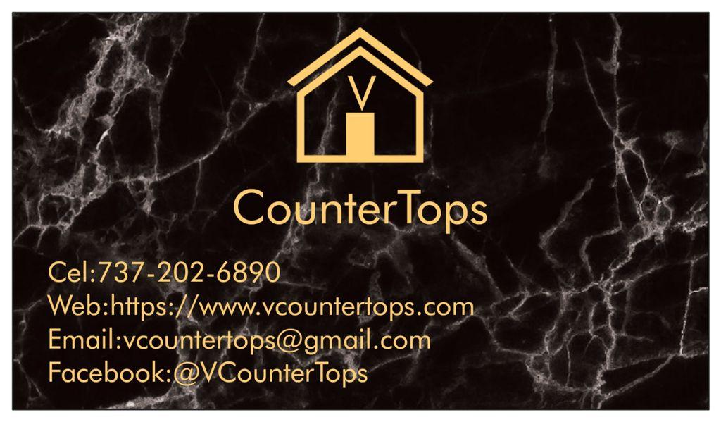V Countertops quartz & granite