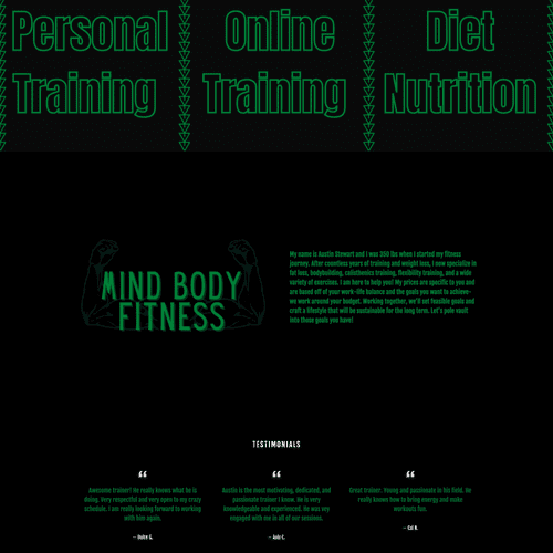 Mind Body Fitness Tx