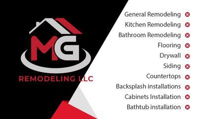 Avatar for MG remodeling LLC