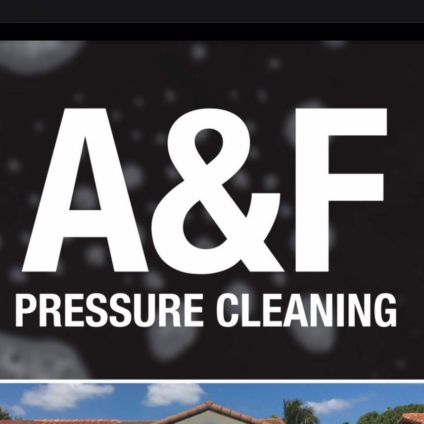 A&F Pressure Washing