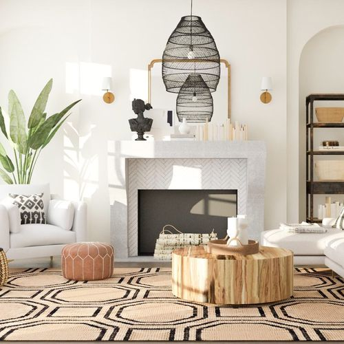 Classic & chic design with layers that is sure to wow