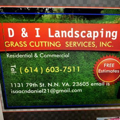 Avatar for D & I Landscaping