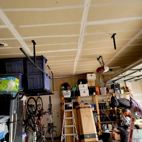 before attic installation