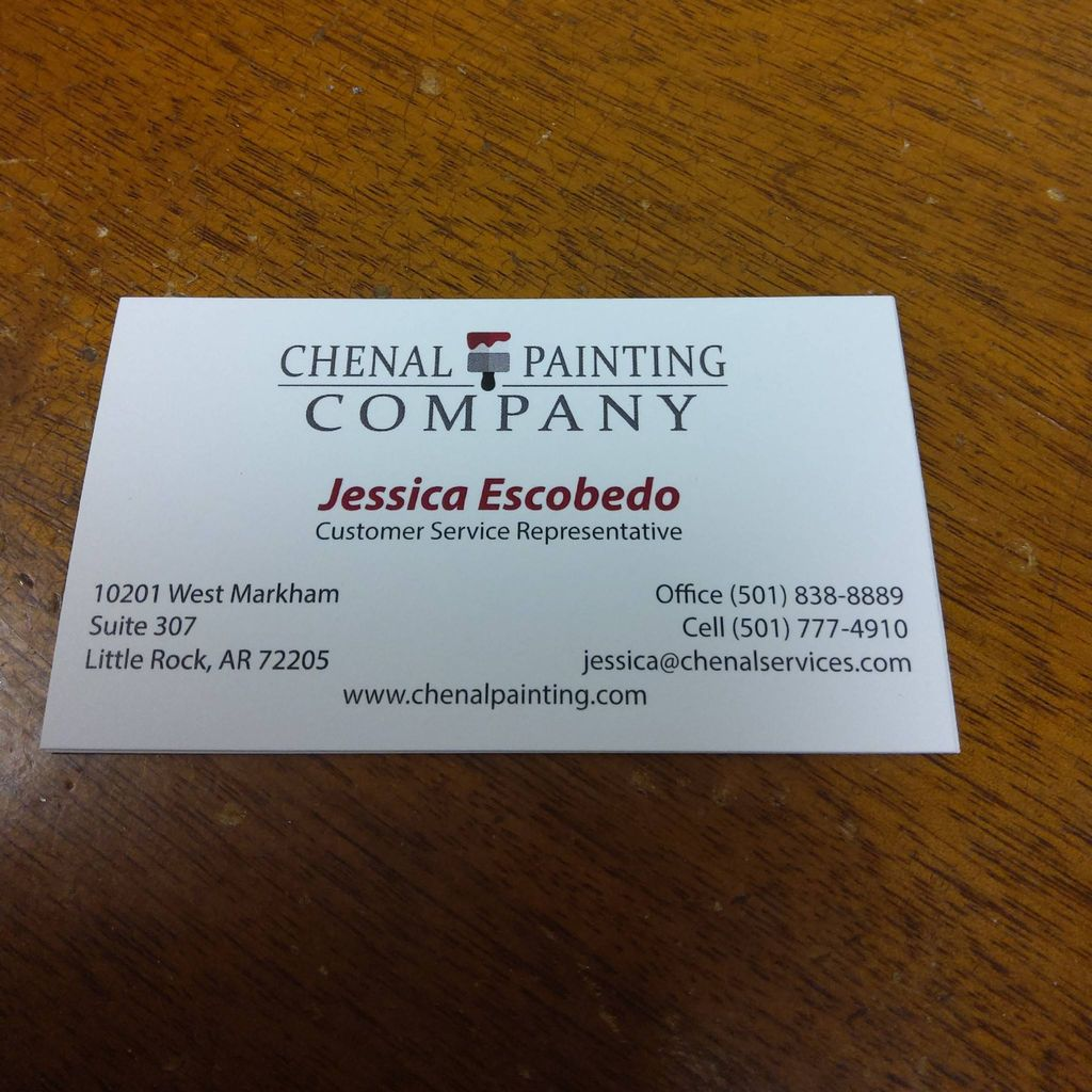 Chenal Painting