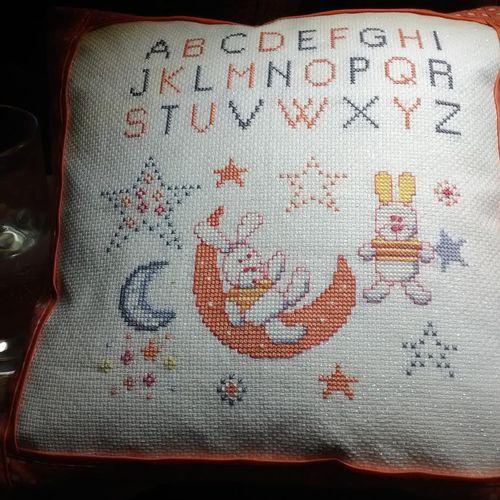 Handmade Pillow for Baby