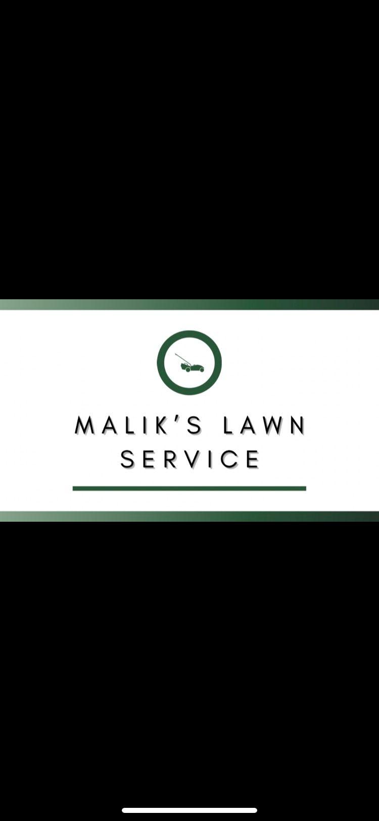 Malik's lawn service