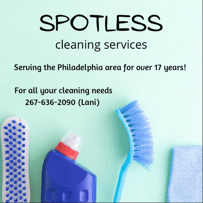 Avatar for Spotless Cleaning Services by Lani