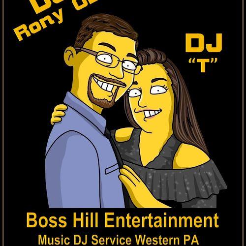 DJ Rony Gee - DJ T