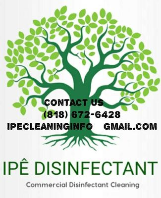 Avatar for IPÊ DISINFECTANT CLEANING