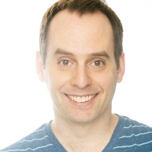 Comedian Evan Wecksell (Live & Virtual)