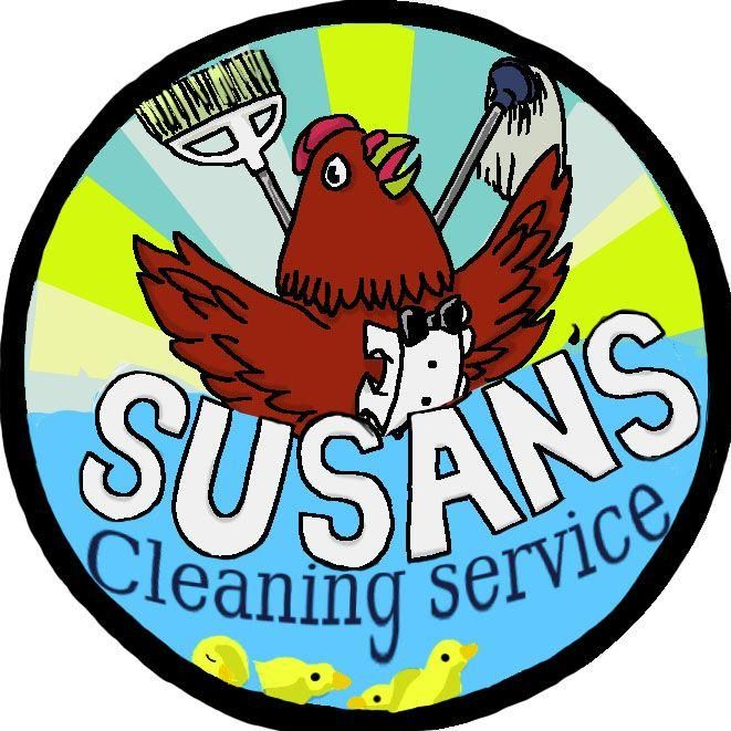 Susan's cleaning service