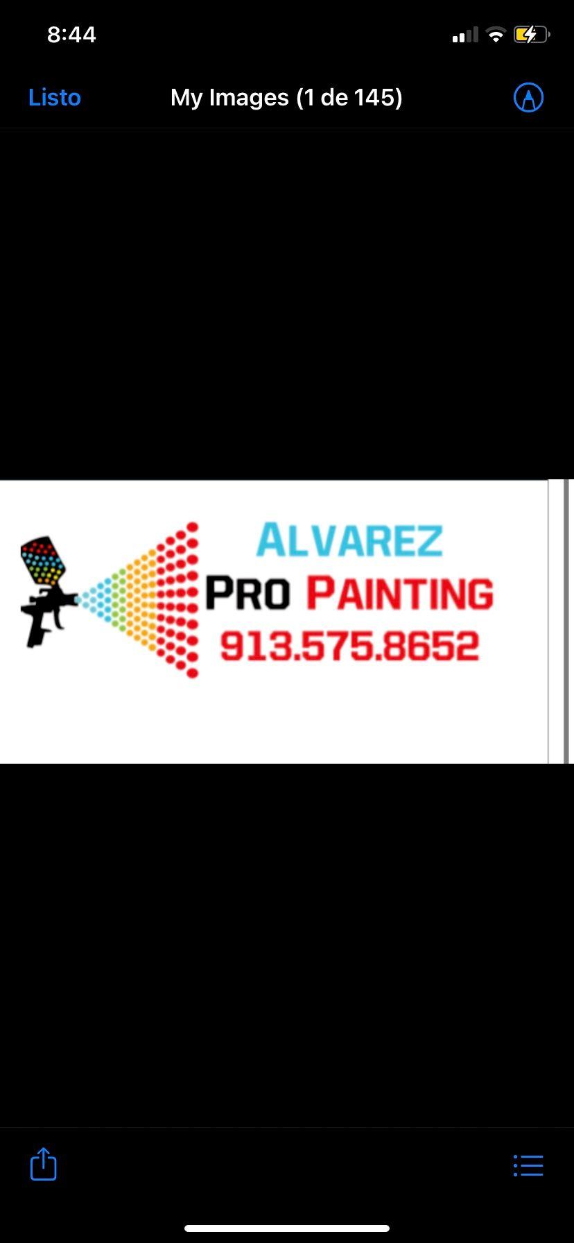 ALVAREZ PRO PAINTING