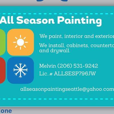 Avatar for All Season Painting