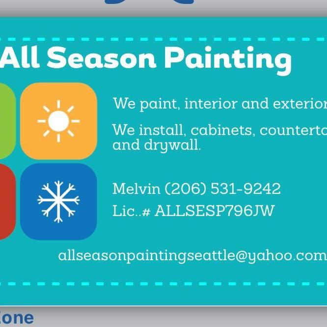 All Season Painting
