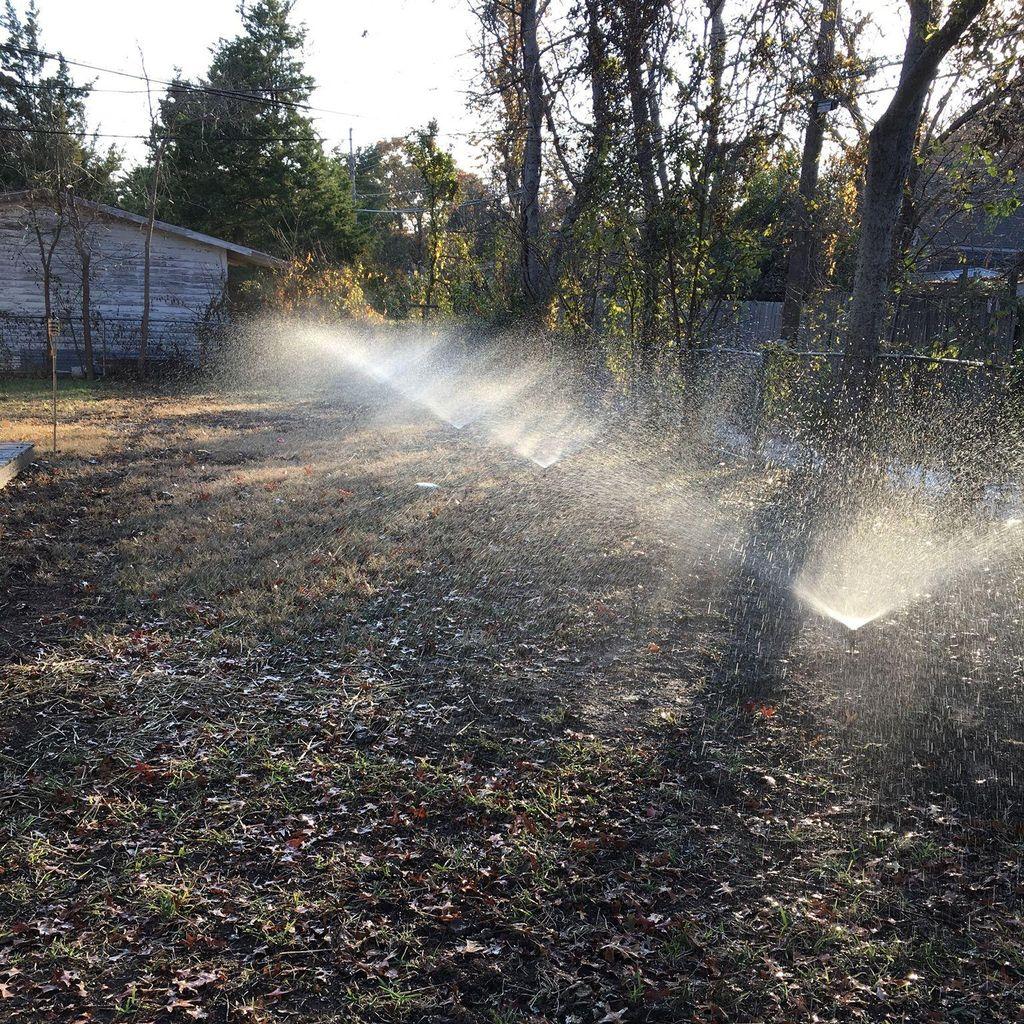 Hugo Irrigation