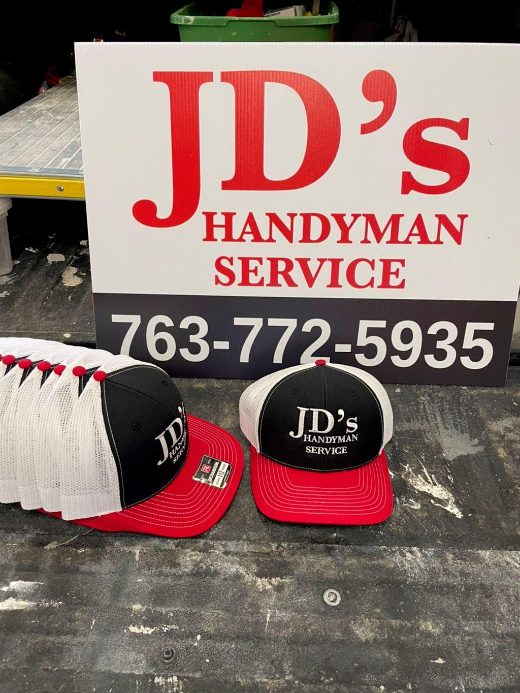 JDs Handyman Service LLC