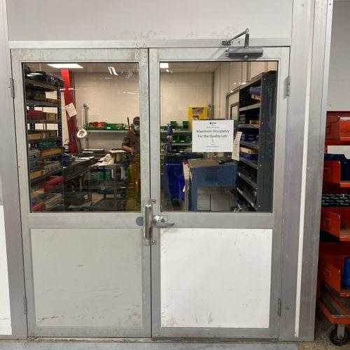 Panic bar and exit trim