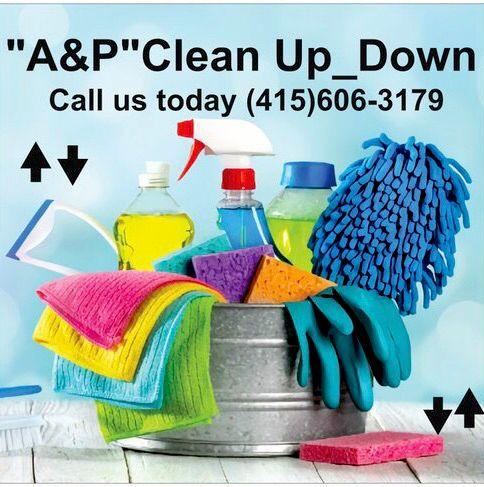 """A&P""Clean Up_Down"