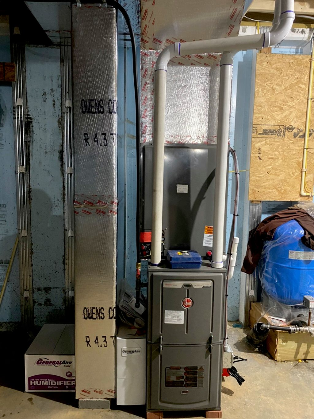 Infinite HVAC & Plumbing LLC