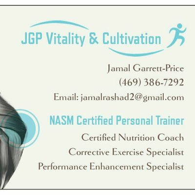 Avatar for JGP Vitality & Cultivation