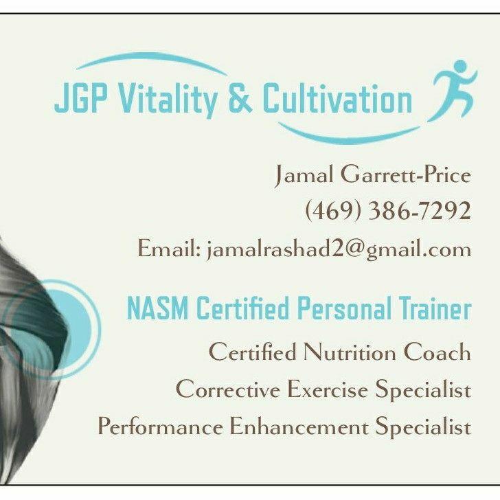 JGP Vitality & Cultivation