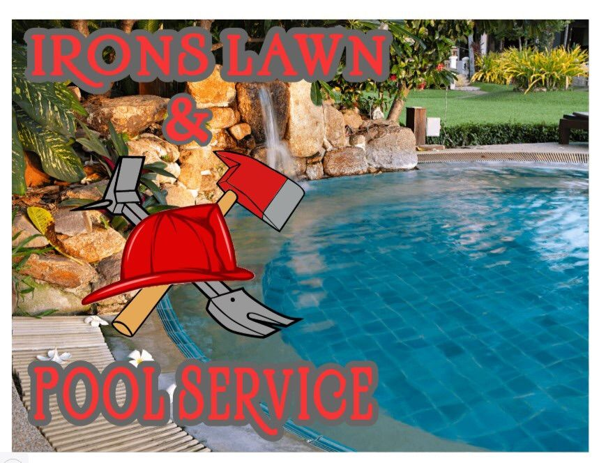 Irons Lawn & Pool Service
