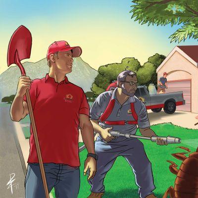 Avatar for Red Shovel Landscape