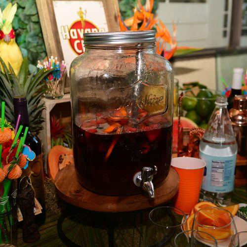 Havana Themed Birthday