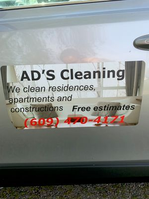 Avatar for AD'S Cleaning