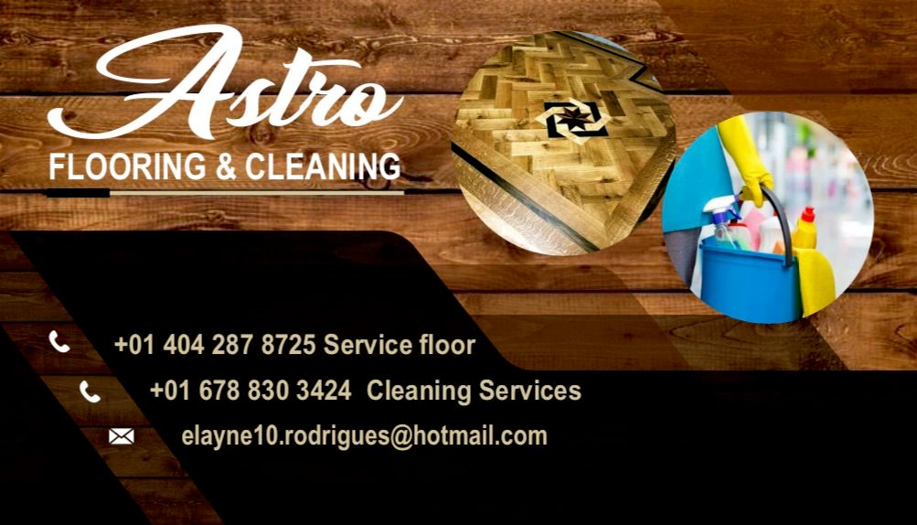 Astro Flooring & Cleaning Services